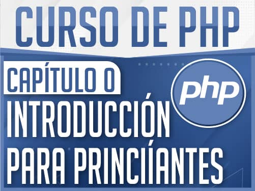 Curso de PHP Capítulo 0