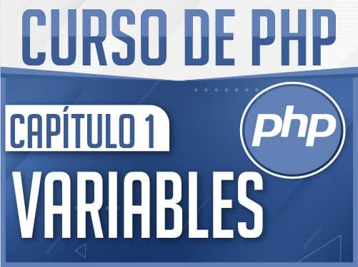 Curso de PHP Capítulo 1