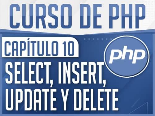 Curso de PHP Capítulo 10