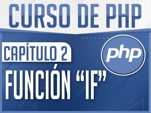 Curso de PHP Capítulo 2