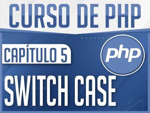 Curso de PHP Capítulo 5