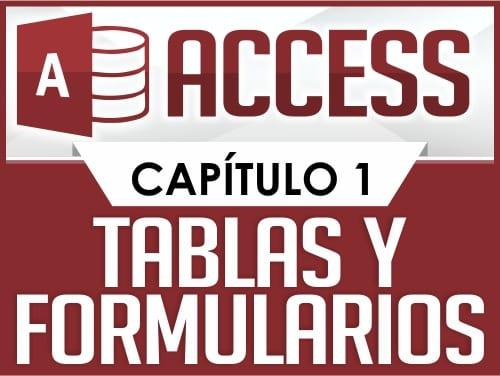 Curso de Access - Capítulo 1