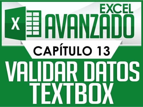Excel Avanzado - Capitulo 13