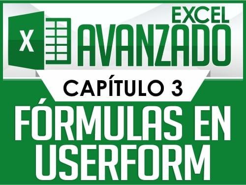 Excel Avanzado - Capitulo 3
