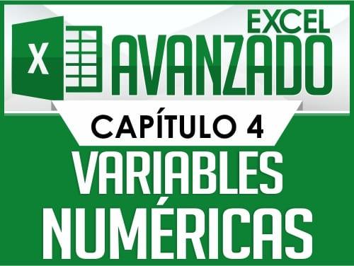 Excel Avanzado - Capitulo 4