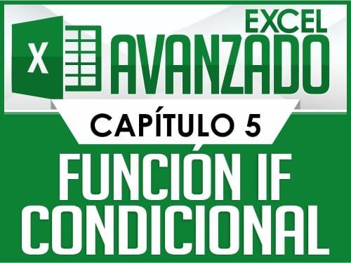 Curso de Excel Avanzado - Capítulo 5