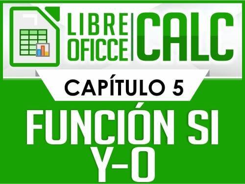 Curso de Libre Oficce Calc - Capítulo 5