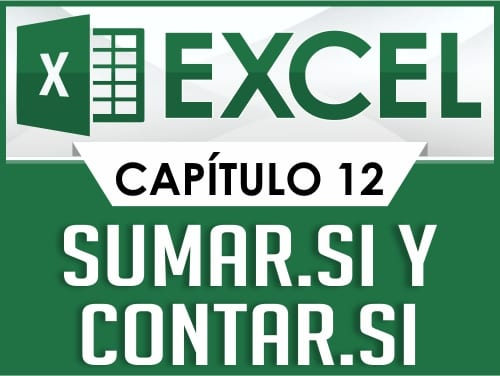 Excel - Capitulo 12