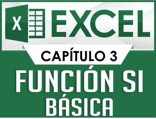 Curso de Excel - Capitulo 3
