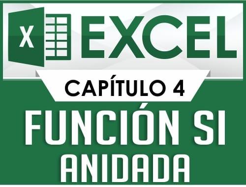 Curso de Excel - Capitulo 4
