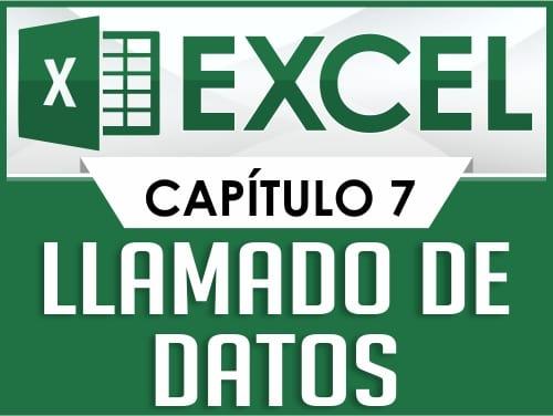 Curso de Excel - Capitulo 7