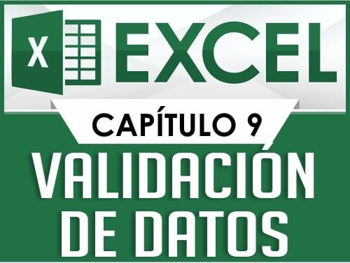 Curso de Excel - Capitulo 9