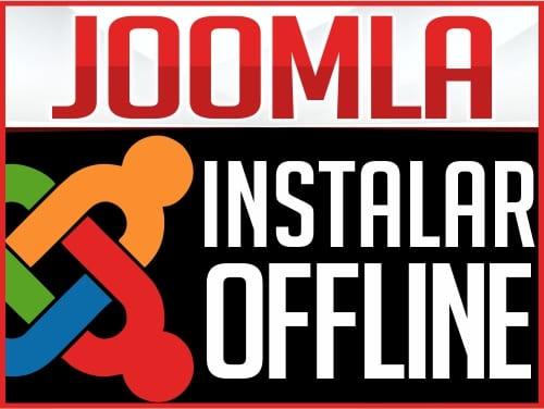 Curso Joomla, Instalacion Offline