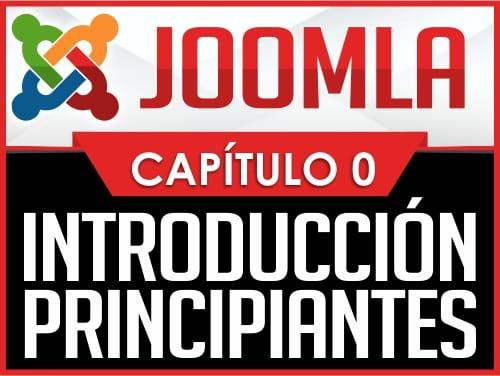 Joomla - Capítulo 0
