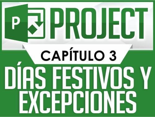 Curso de Project - Capítulo 3
