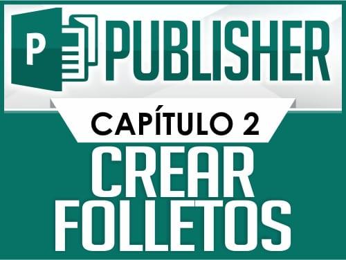 Curso de Publisher - Capítulo 2