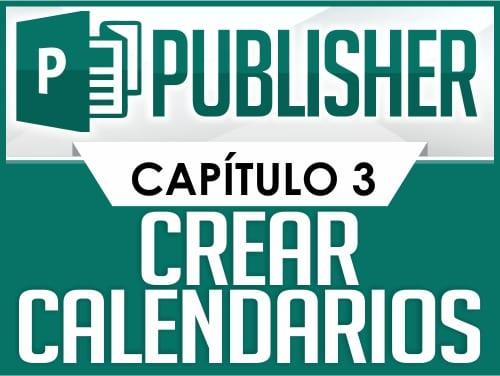 Curso de Publisher - Capítulo 3