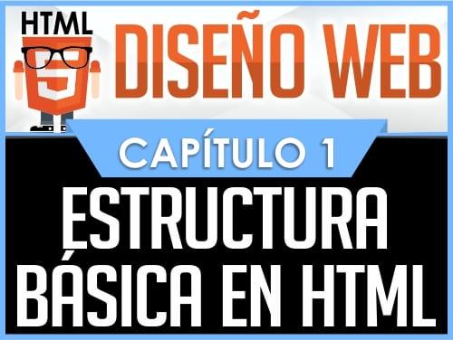 Curso Diseño Web HTML5 Capítulo 1
