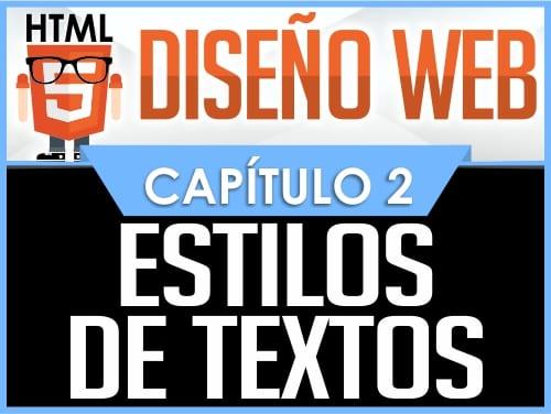 Curso Diseño Web HTML5 Capítulo 2
