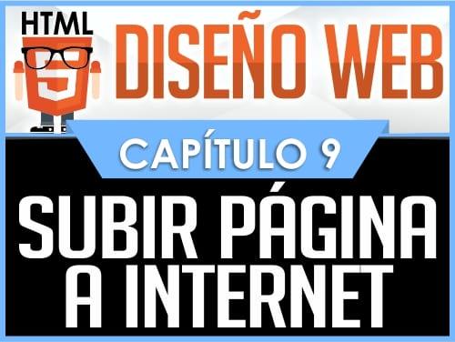 Curso Diseño Web HTML5 Capítulo 9