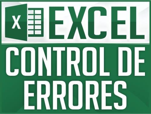 Control de Errores