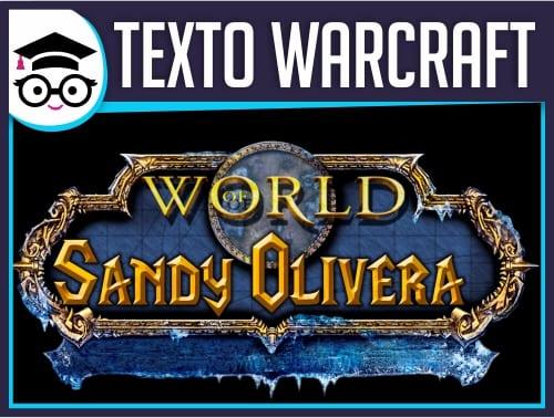 Texto en Efecto Warcraft en Photoshop