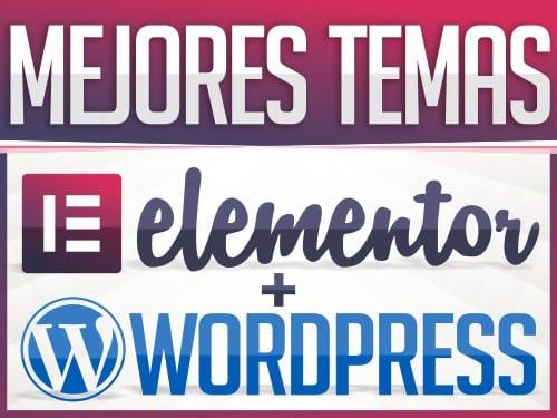 Plantillas Wordpress con Elementor Builder