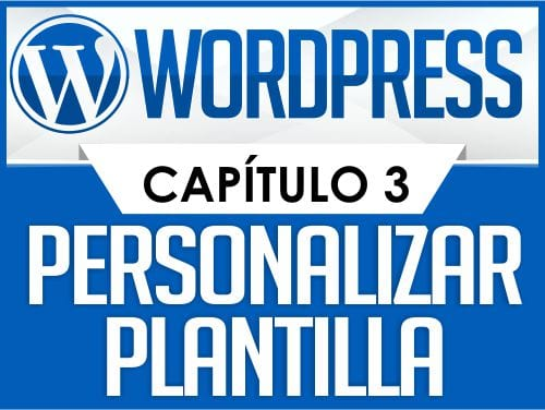 Curso de WordPress Capítulo 3