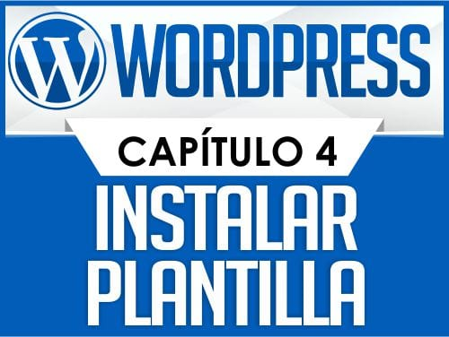 Curso de WordPress Capítulo 4