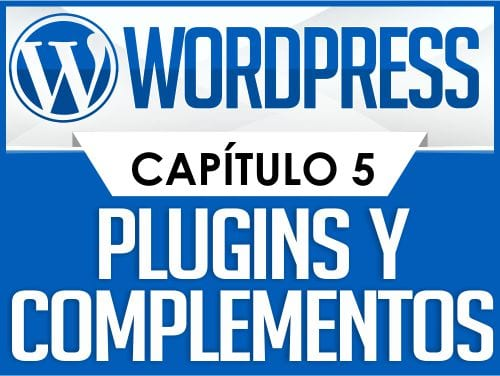 Curso de WordPress Capítulo 5