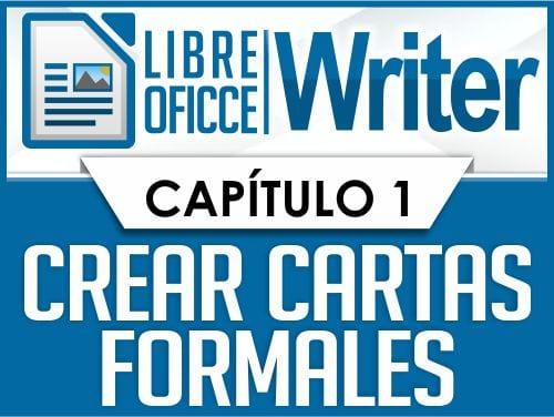 LibreOffice Writer – Capítulo 1