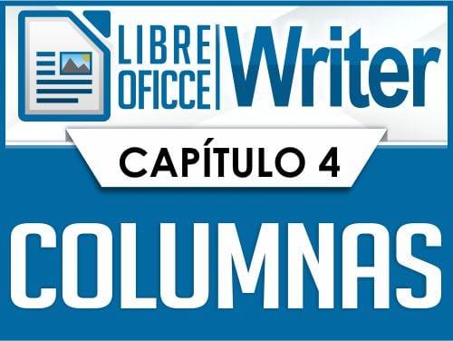 LibreOffice Writer – Capítulo 4