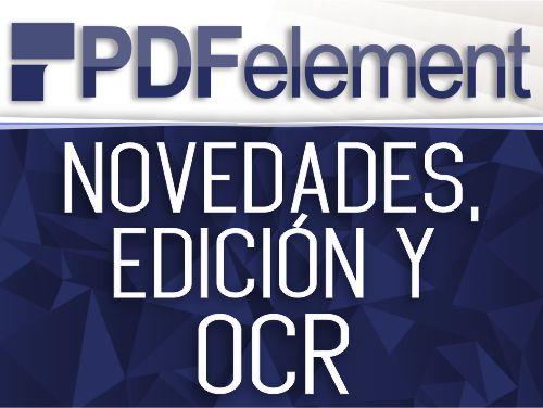 PDFElement 7 - Nueva Versión