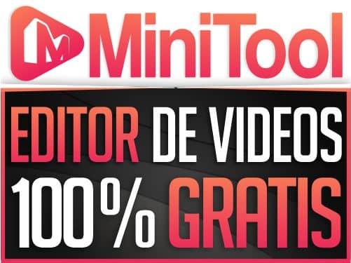 MiniTool Movie Maker, Editor de video gratuito