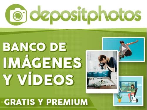 Depositphotos banco de imagenes y videos