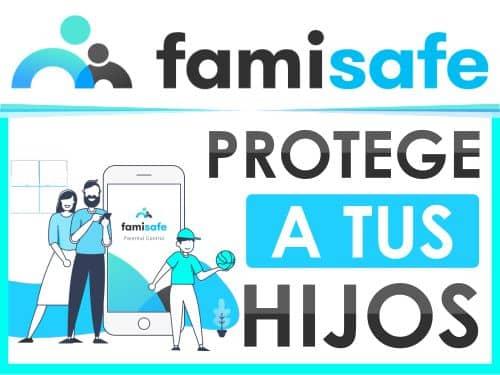 FamiSafe - Control parental para hijos
