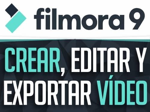 Tutorial Filmora 9