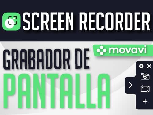 Movavi Screen Recorder tutorial