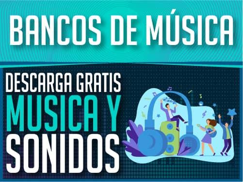 Bancos de Música
