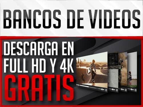 Bancos de vídeo
