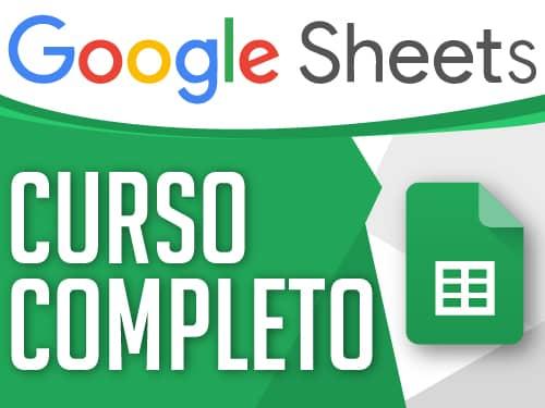 Google sheets curso completo