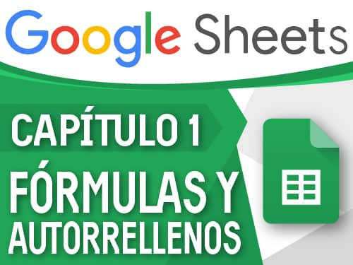 Google Sheets capitulo 1