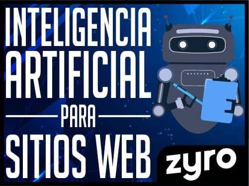 Herramientas de IA para Sitios Web