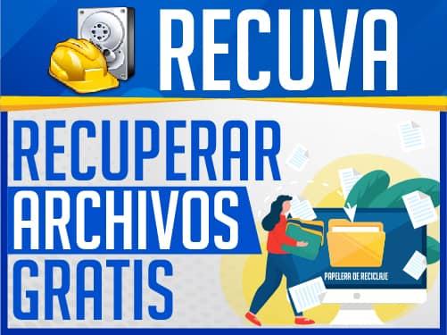 Recupera archivos gratis